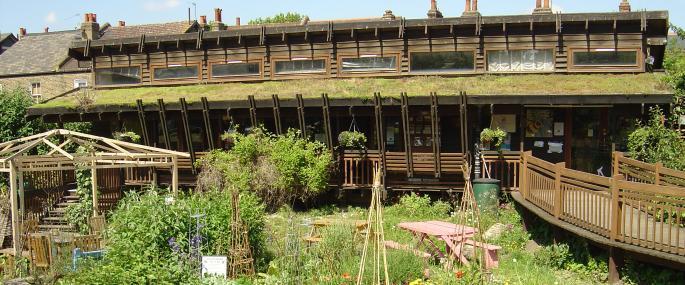 Centre for Wildllife Gardening - Jamie Grier