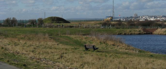 Gunners Park and Shoebury Ranges Nature Reserve - Essex Wildlife Trust - Essex Wildlife Trust