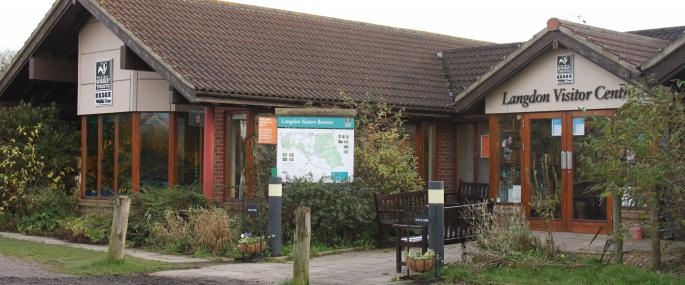 Langdon Visitor Centre - Essex Wildlife Trust
