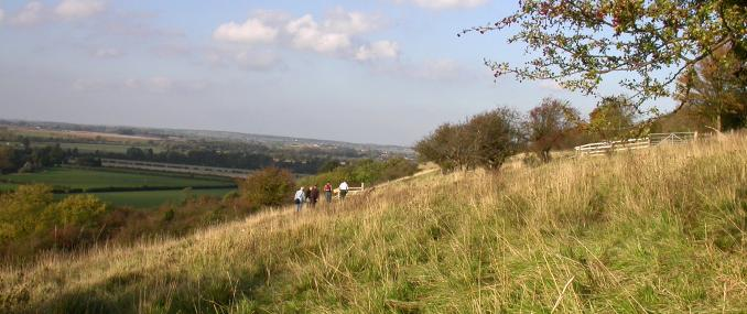 Windmill hill - WorcsWT