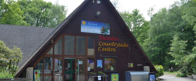 Thorndon Countryside Centre -