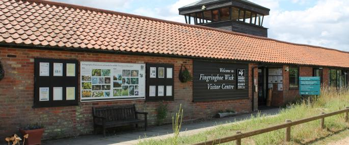Fingringhoe Wick Visitor Centre -