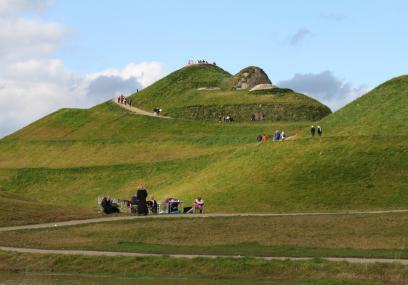Northumberlandia -