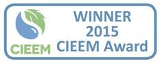 CIEEM award icon image